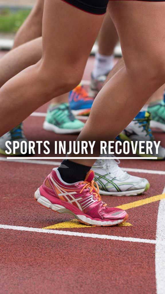 sports injury narrow