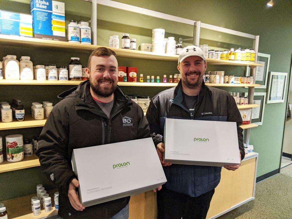 ProLon Kit Winners