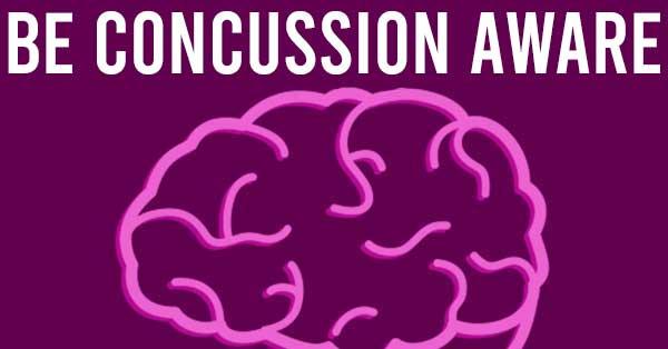 Be concussion aware