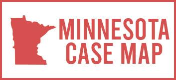Minnesota COVID-19 Case Map