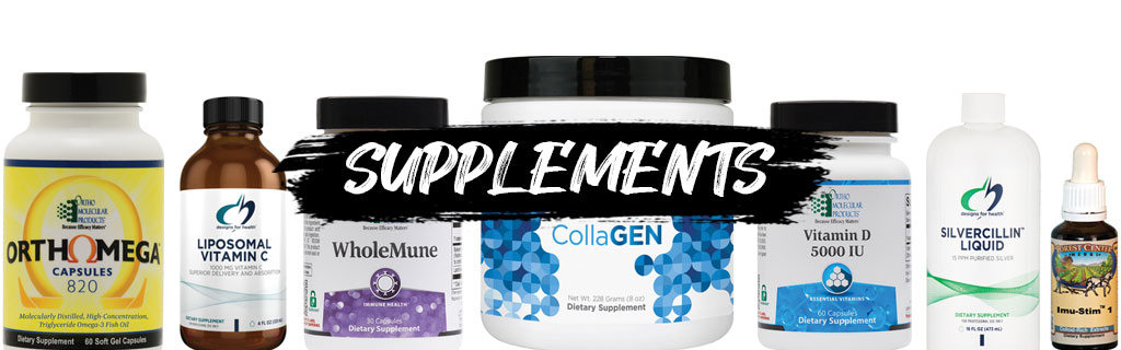 supplements banner