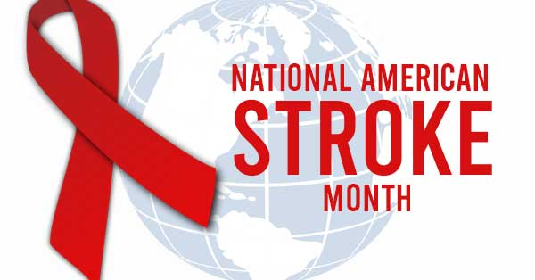national american stroke month