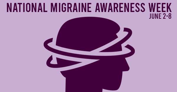 National Migraine Awareness Week