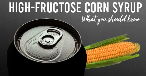 High-Fructose Corn Syrup banner