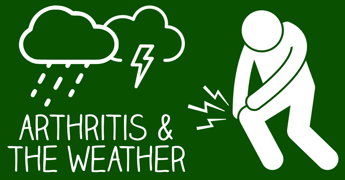 Arthritis and the weather
