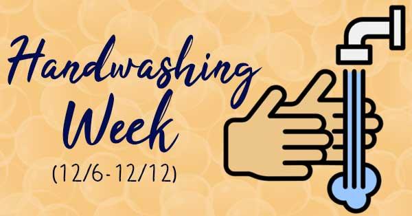 Handwashing Week 2020