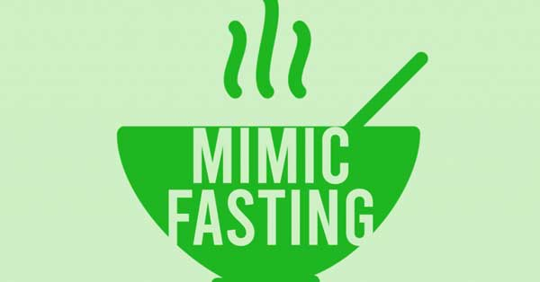 mimic fasting as a diet solution
