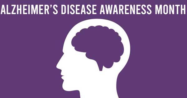 alzheimers disease awareness month
