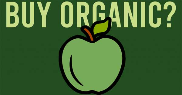 foods you should only buy organic