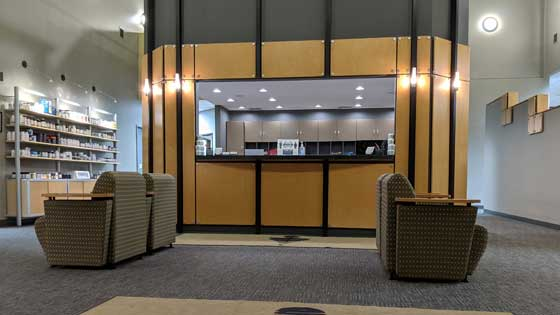 Williams Integracare lobby