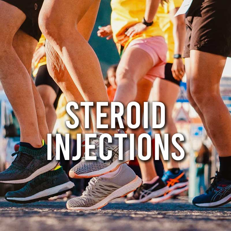 steroid injections joint pain relief