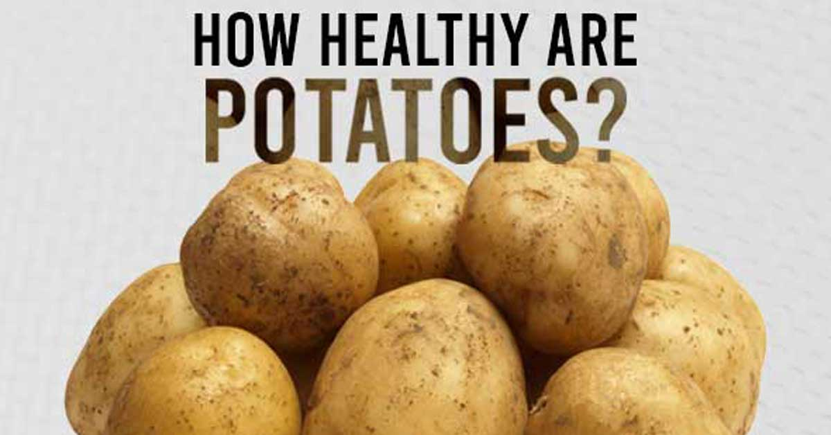 how healthy are potatoes