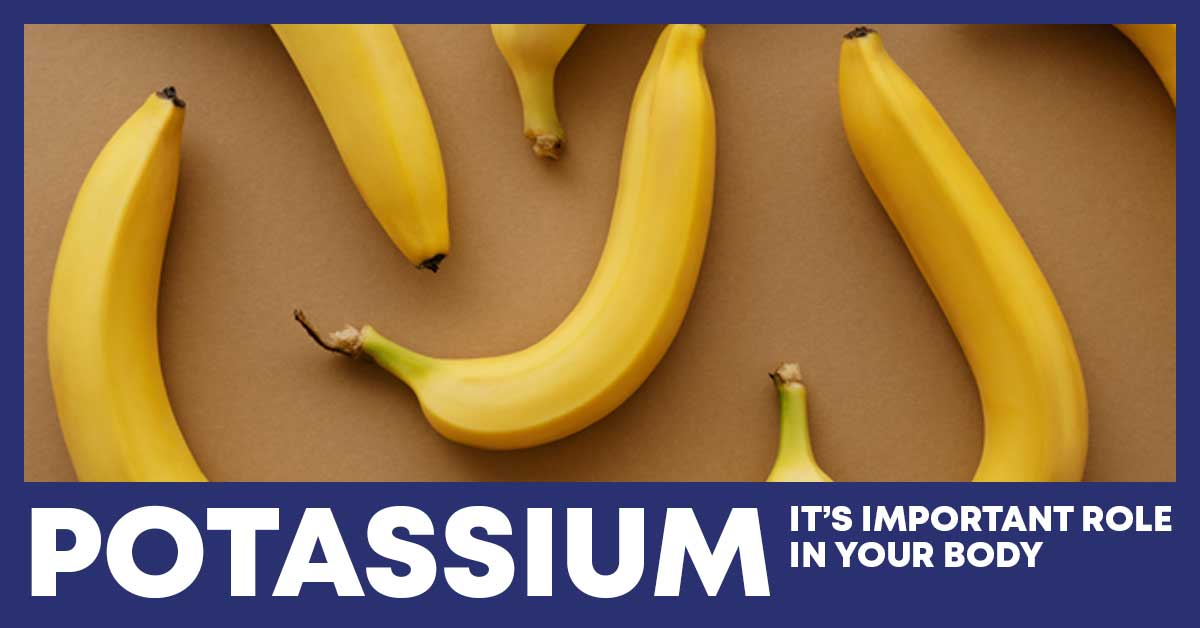 potassium role in your body