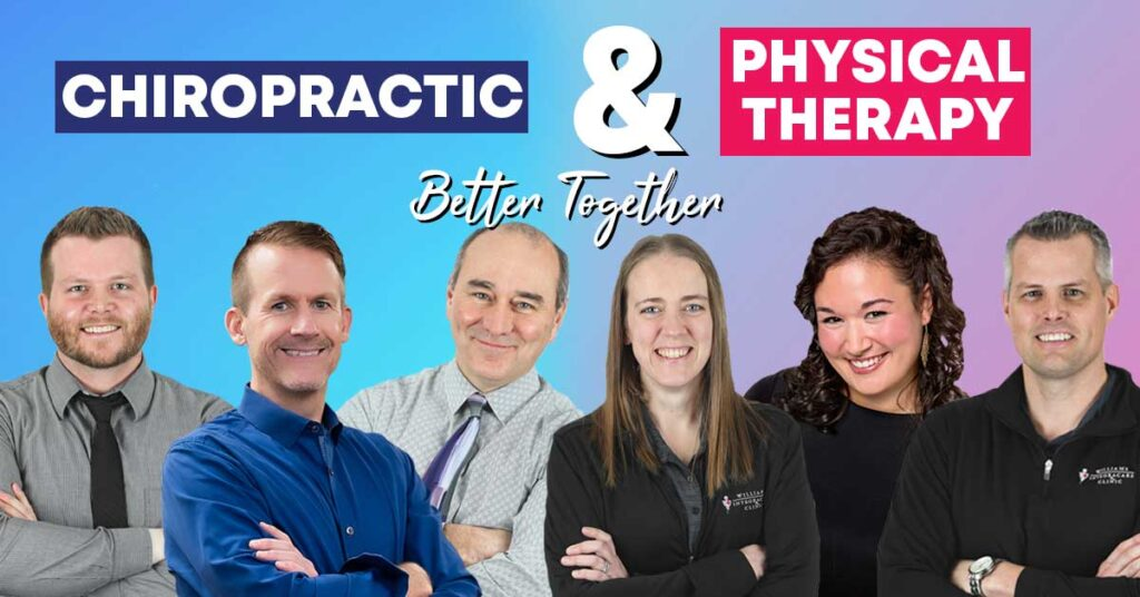 chiropractic and physical therapy month