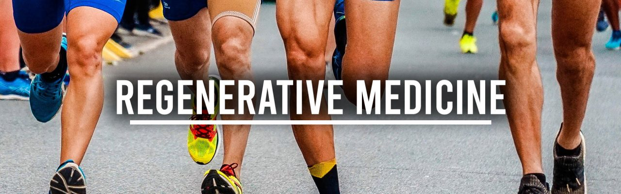 regenerative medicine banner