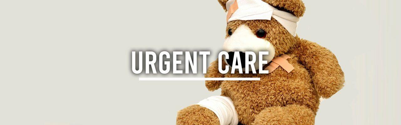 urgent care banner