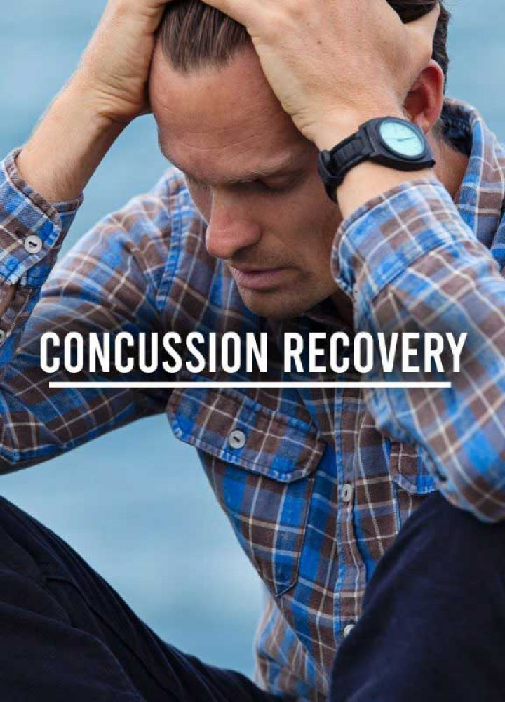 concussion recovery narrow