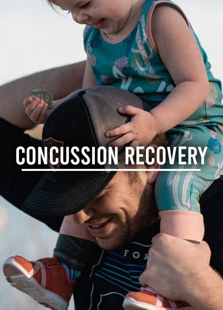 Concussion Recovery Banner