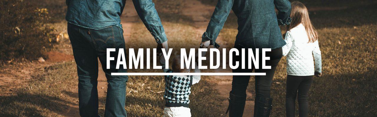 family medicine website banner
